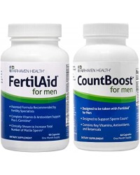 Fairhaven Male Fertility- CountBoost Pack