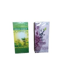 Green World Belly Fat Reduction Tea Bundle