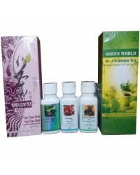 Green World Complete Slimming Pack