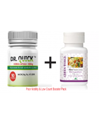 Low Sperm Count Booster Package For Men