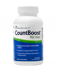 Fairhaven Health, Countboost For Men - 60 Capsules