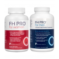 Premium Male and Female Fertility Supplements