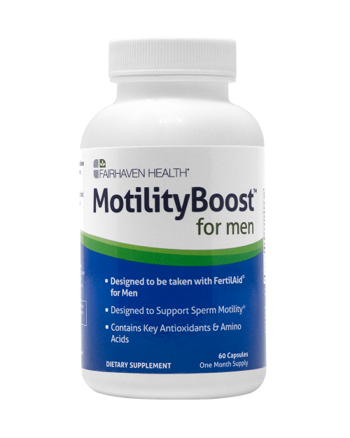Fairhaven Health Motilityboost For Men - 60 Capsules