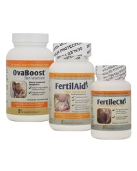 Complete Fertility Bundle For Women